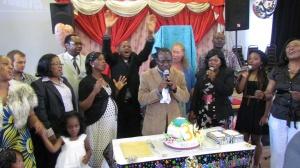 2011Anniversary Cake